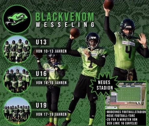 Blackvenom Juniors